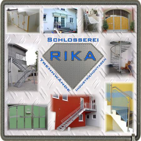 Produkte RIKA Schlosserei Bad Schönborn
