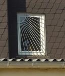 Einbruchschutz Fenstergitter