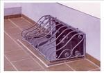 Einbruchschutz Fenstergitter für Kellerfenster